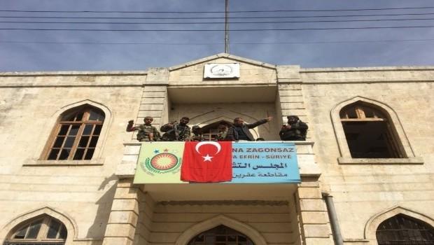 Efrin'de 6 ay içinde seçim düzenlenebilir