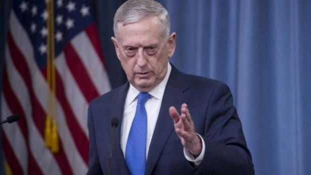 Mattis: Suriye'deki savaşı genişleteceğiz