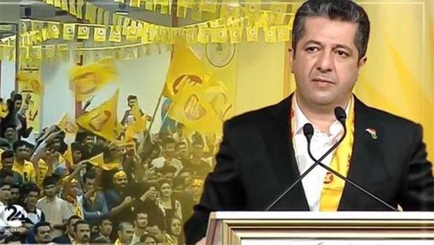 Mesrur Barzani: Yolumuzdan vazgeçmeyeceğiz!