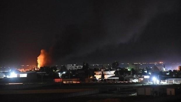Qamişlo'da büyük patlama!