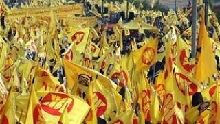 Türkmen partilerinden KDP'ye destek