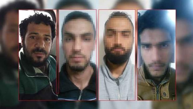 700 sivilin ölümünden sorumlu IŞİD'li İzmir'de yakalandı