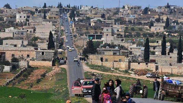 Efrin için BM'den 'barış gücü' talebi