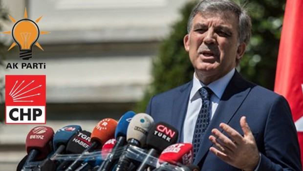 Gül'ün açıklamasına AKP'den eleştiri CHP'den övgü