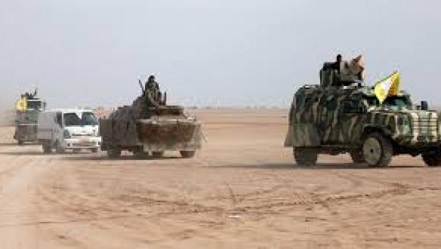 DSG ile Suriye ordusu arasında çatışma!