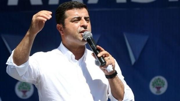 Demirtaş hakim karşısında: Ceza alsa da, almasa da HDP'nin cumhurbaşkanı adayı