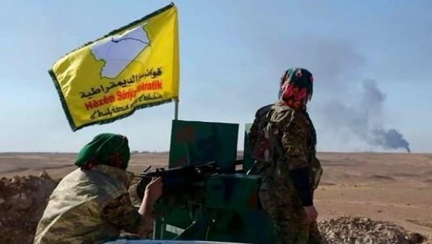 DSG Suriye ordusunun aldığı köyleri yeniden ele geçirdi