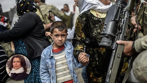 Gülşen Feroğlu: Barışı yine harcadılar Matmazel