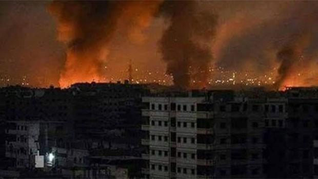 Suriye'deki saldırıya ilişkin İran'dan son dakika açıklaması