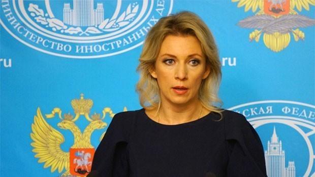 Zaharova: Misilleme yapmayacağız