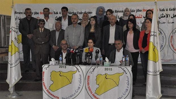 Demokratik Suriye Meclisi'nden BM'ye Efrin çağrısı