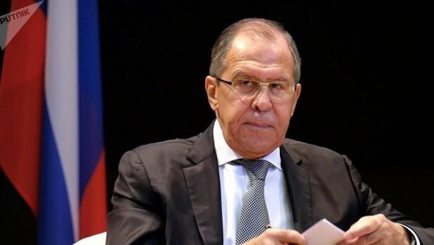 Lavrov: Kürtler Suriye'nin geleceğinde rol almalı