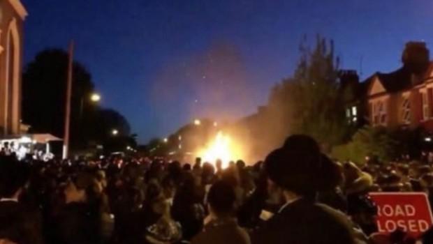 Londra'da patlama: En az 30 kişi yaralandı