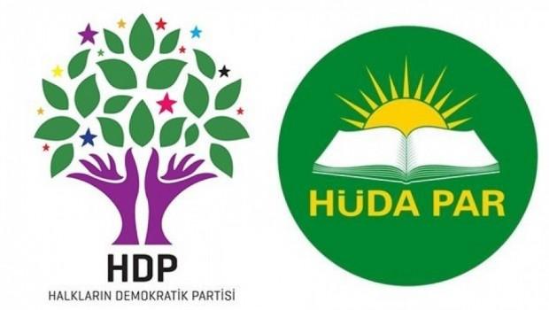 HDP ile HÜDA-PAR ittifak yapacak mı?