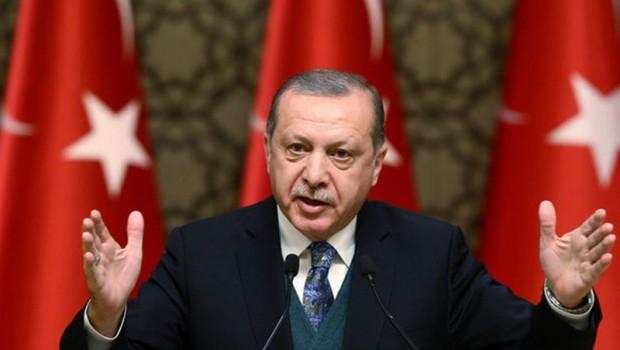 Erdoğan seçim manifestosunu açıklıyor