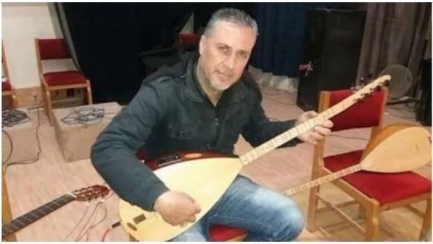 Efrin'de Kürt sanatçı kaçırıldı