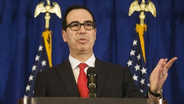 ABD Hazine Bakanlığı: İran'a yönelik yaptırımlar derhal uygulanmaya başlanacak