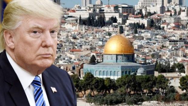 İsrail'den Trump'a Kudüs jesti