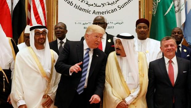 Suudi Arabistan, Bahreyn ve BAE'dan Trump'a destek açıklaması
