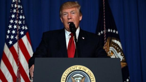 Trump'tan çok sert İran açıklaması