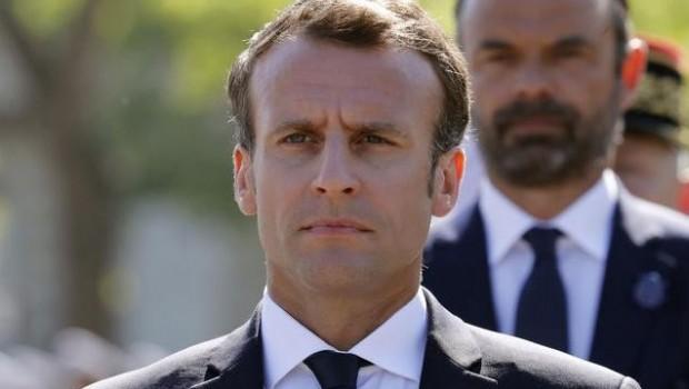 Fransa Cumhurbaşkanı Macron: Üzgünüm
