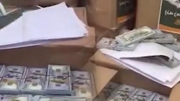 Irak'ta seçimlere müdahale etmek için kullanılacak milyonlarca dolara el konuldu