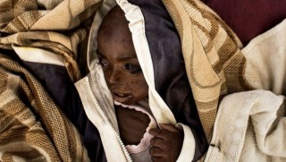 400 bin çocuk açlıkla karşı karşıya