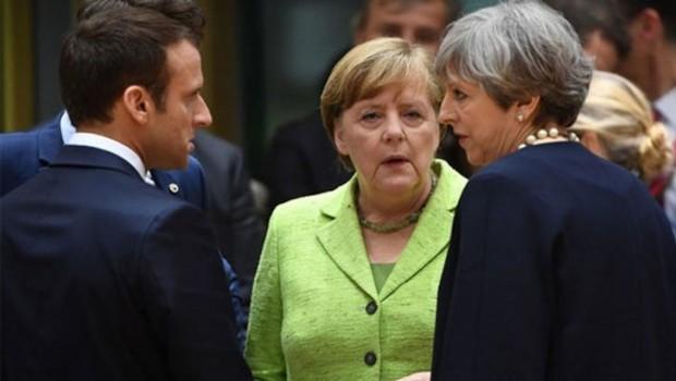 Fransa, Almanya ve İngiltere'den Ortadoğu hamlesi