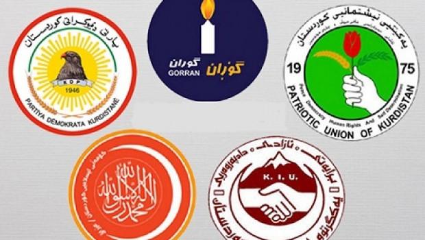 ilk sonuçlar gelmeye başladı.. İşte Kürdistan'da birinci parti!