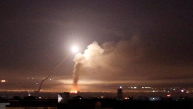 İsrail'in Suriye saldırısında ölü sayısı açıklandı