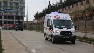 Mardin'de patlama: 1 çocuk hayatını kaybetti