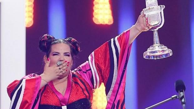 Eurovision Kudüs'te yapılacak