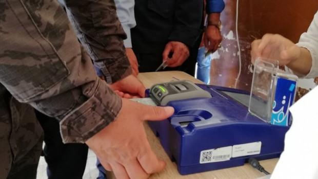 Irak seçimlerine katılım yüzde 44