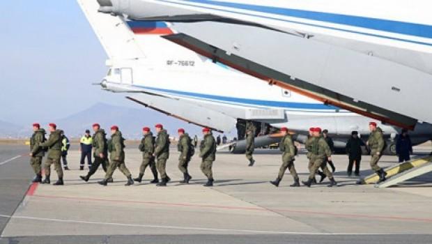 Rus askeri polis birlikleri, Suriye'de devriye görevine başladı