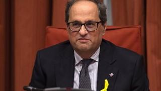 Katalonya'ya bir kez daha 'ayrılıkçı' başkan!