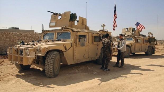 ABD Suriye'de yeni askeri üs kurdu