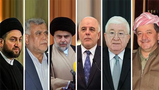 Liderlerden Başkan Barzani'ye seçim telefonu