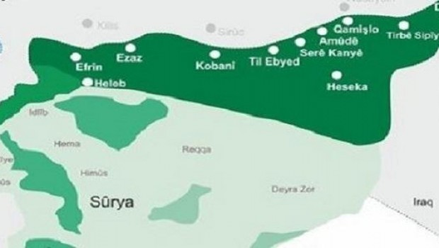 Suriye'den flaş Rojava kararı!