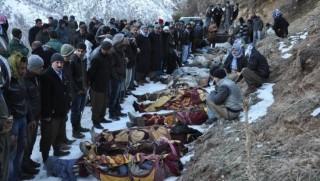 AİHM, Roboski Katliamı başvurusunu iptal etti
