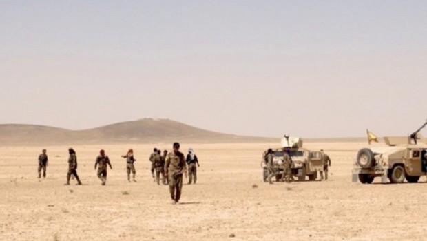 SDG Bağdadi'nin saklandığı kasabayı kusattı