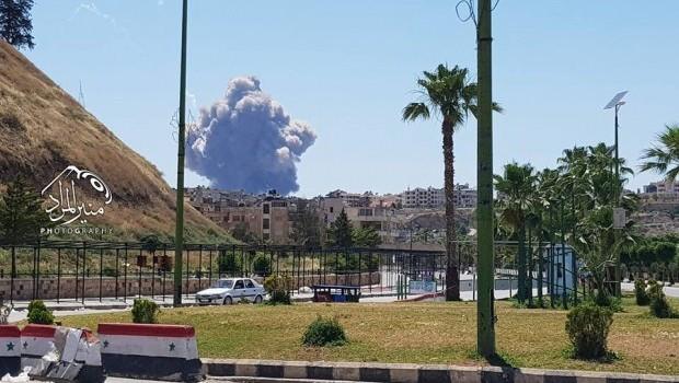 Suriye'de peş peşe 4 patlama