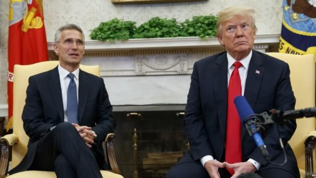 Trump'tan NATO Üyelerine Uyarı