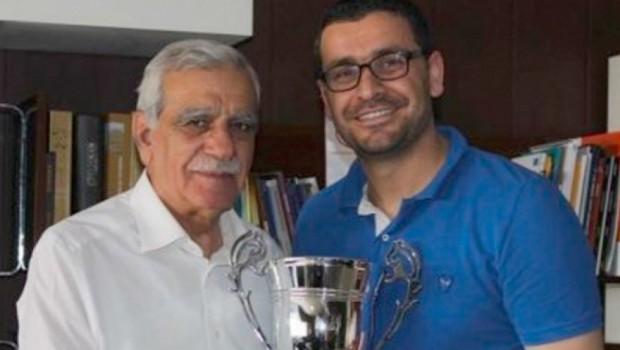 Amedspor'un eski futbolcusu HDP'den aday adayı oldu
