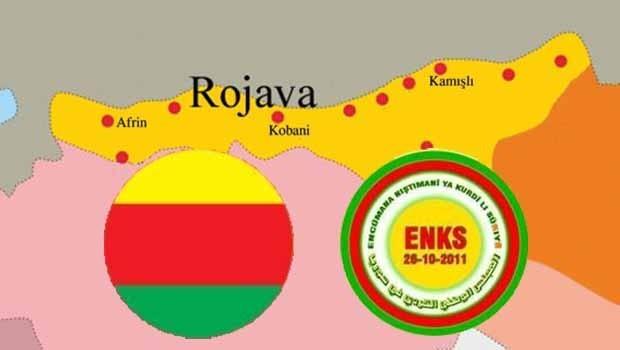 ENKS ve TEV-DEM çözüm için Erbil'de