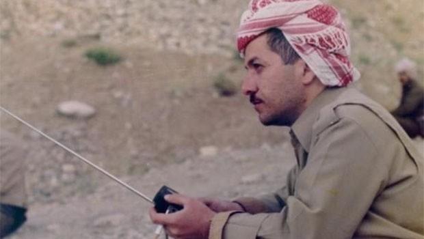 Peşmergelikle geçen bir ömür: Mesud Barzani