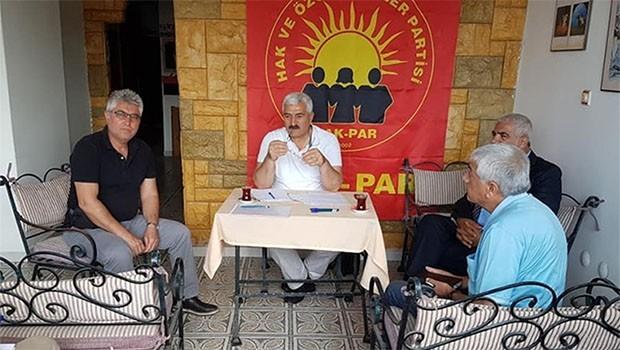HAK-PAR seçimlere bağımsız adaylarla katılıyor