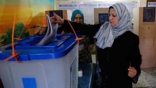 Irak ve Kürdistan'da 103 merkezde sonuçlar iptal