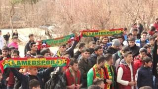 Diyarbekirspor maçında Amedspor yasağı