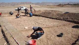 Duhok'ta M.Ö 5000 yılına ait tarihi eserler bulundu