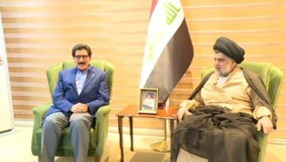 KDP heyeti Sadr'la görüştü